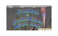 Brother Robert Wilson Jones